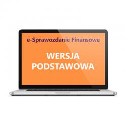 Sprawozdania Finansowe eSF...